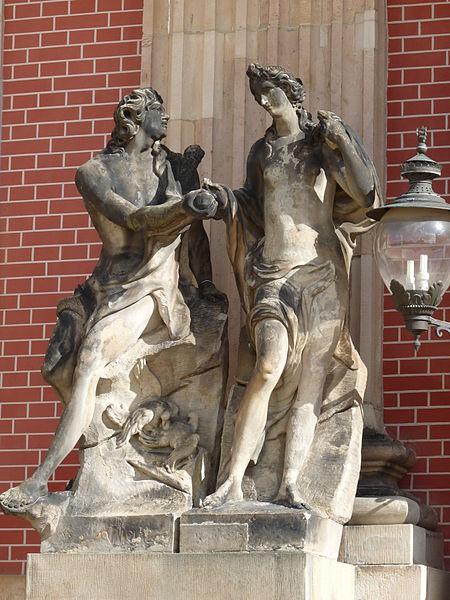 File:3.2 Paris und Aphrodite Neues Palais Sanssouci Steffen Heilfort.JPG