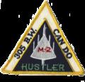305th Bombardment Wing - B-58 - Emblem.png
