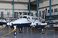 331 Beechcraft King Air 100 Fuerza Aerea De Chile (7334718156).jpg