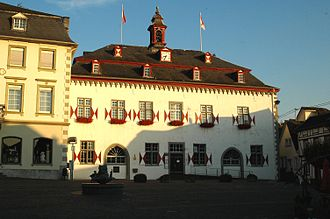 Linz am Rhein - Image: 505linz, burg