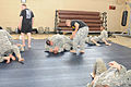 561st MP Company conduct level II combatives training 130315-A-ZT122-017.jpg