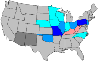 United States House of Representatives elections, 1906 - Image: 60 us house changes