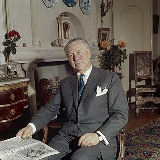Ludvig G. Braathen - Ludvig G. Braathen in 1963