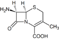 7-ADCA chemical structure.png