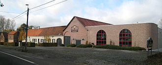 Lindemans Brewery - Lindemans Brewery in Vlezenbeek
