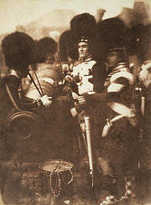 92nd Gordon Highlanders at Edinburgh Castle 2.jpg
