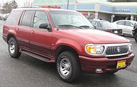 Px Mercury Mountaineer on 1992 Ford Ranger V6 Engines