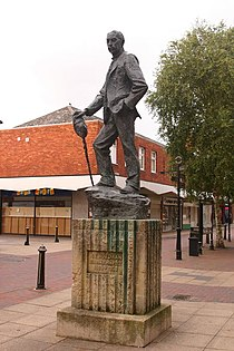 A.E.Housman - local poet. - geograph.org.uk - 1053147.jpg
