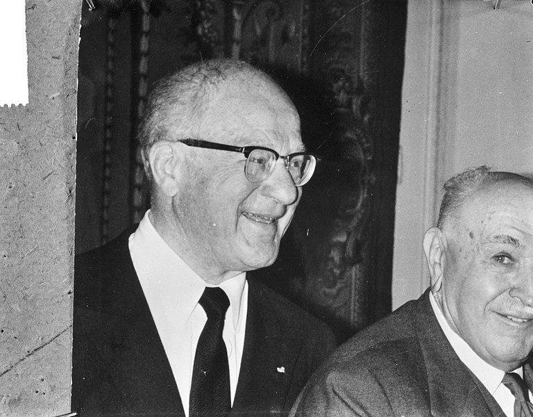 File:A. Brundage (voorzitter Olympisch Comite ), Bestanddeelnr 916-9785.jpg