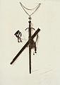 A. Salzmann - Épée de Godefroy de Bouillon - Jerusalem.jpg