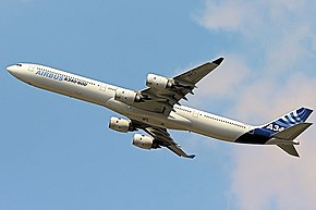 A340 - Farnborough 2006 (2428378598).jpg