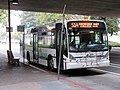 AC Transit route 51A bus at Rockridge station, August 2018.JPG