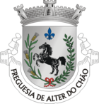 Wappen von Alter do Chão
