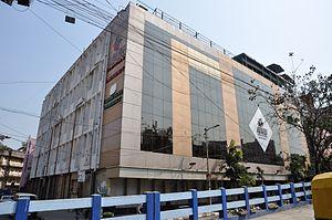 AMRI Hospitals - The Advanced Medical Research Institute, Dhakuria. Feb. 2014