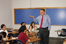 ATC students at orientation session with Prof. John Nichols.jpg