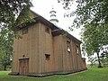 A 111 Cerkiew unicka, ob. kościół rzym.-kat. fil. p.w. Zmartwychwstania Pańskiego, drewn., 1728 i Dzwonnica, przy cerkwi unickiej 7.JPG