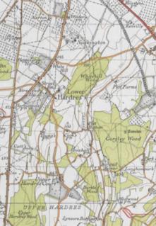 Lower Hardres Human settlement in England