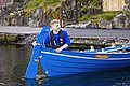 A Faroese coxswain and his boat. Photo by Ólavur Frederiksen, July 19, 2021.jpg