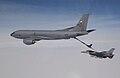 A KC-135 Stratotanker refuels an F-16.jpg