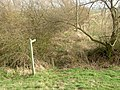 A Little used footpath to Everton Carr Farm - geograph.org.uk - 1214943.jpg