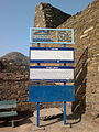 A board having information about the Takht-i-Bahi ruins.jpg