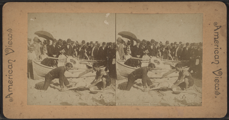 File:A drowned boy at Coney Island, from Robert N. Dennis collection of stereoscopic views 2.png