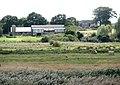 A farm on the edge of Churchfarm Marshes - geograph.org.uk - 1484296.jpg