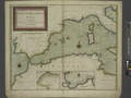 A new chart of the coast of the MEDITERRANEAN SEA; Livorn or Legorne; The Bay of Tunis. NYPL1640694.tiff