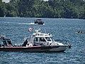 A police boat patrols Toronto's busy harbour, 2016 07 03 (12).JPG - panoramio.jpg