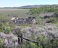 Abandoned homestead near Gros Venture River in Jackson Hole.JPG