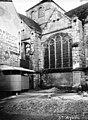 Abbaye Saint-Ayoul (ancienne) - Eglise, fenêtre latérale - Provins - Médiathèque de l'architecture et du patrimoine - APMH00031709.jpg