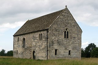 The Abbots Fish House, Meare Grade I listed building and Scheduled Ancient Monument in Meare, Somerset, England