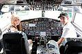 Abbotsford Airshow Cockpit Photo Booth ~ 2016 (28957228841).jpg