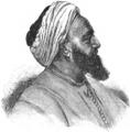Abdelkader ibn Muhieddine in Une famille de républicains fouriéristes, les Milliet.png