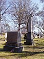 Abraham Salter (1789-1874) monument from the side at Green-Wood Cemetery.jpg