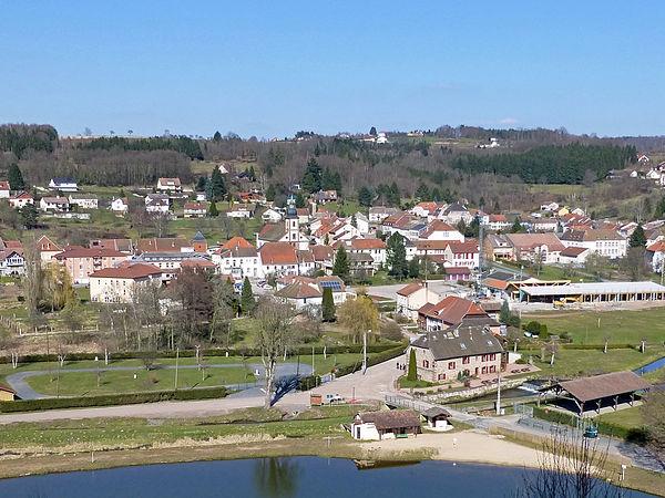 Photo de la ville Abreschviller