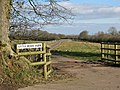 Access to Little Beare Farm - geograph.org.uk - 1703792.jpg