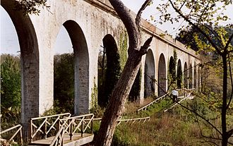 Cisternoni of Livorno - Acquedotto Leopoldino.