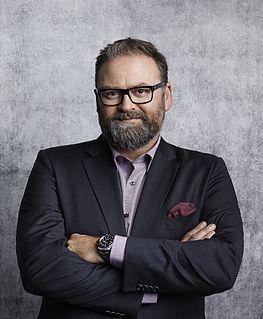 Adam Alsing Swedish television and radio host
