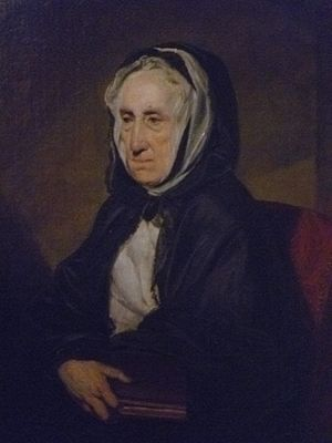 Adam Smith - Portrait of Smith's mother, Margaret Douglas