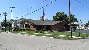 Adams County, Ohio - Image: Adams County OH Library 1