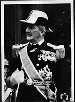 Admiral Horthy, 1940 photograph