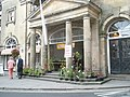 Admiring the plants in Ludlow town centre - geograph.org.uk - 1466782.jpg