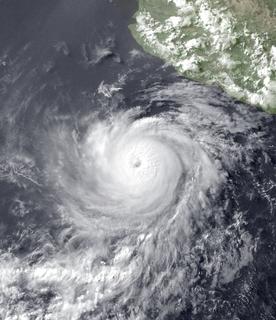 Hurricane Adrian (2011) 2011 Pacific hurricane