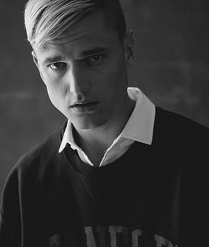 Adrian Lux - Adrian Lux in October 2015
