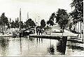 Adrien Louvois, Tisselt lock (now Brielenbrug), 1899, AVB M-2076.jpg