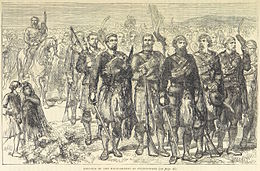 Description de l'image Advance of the highlanders at Prestonpans.jpg.