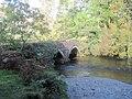 Afon Glaslyn bridge at Bethania - geograph.org.uk - 2108675.jpg