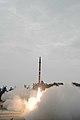 Agni-II missile test on 9 August 2012.jpg