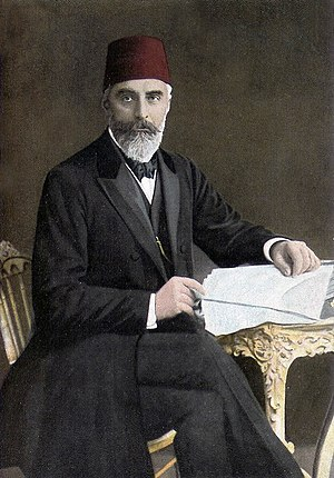 Ahmet Rıza - Like many of his other contemporary European progressives, Ahmet Rıza was opposed to colonialism, as well as class privilege.